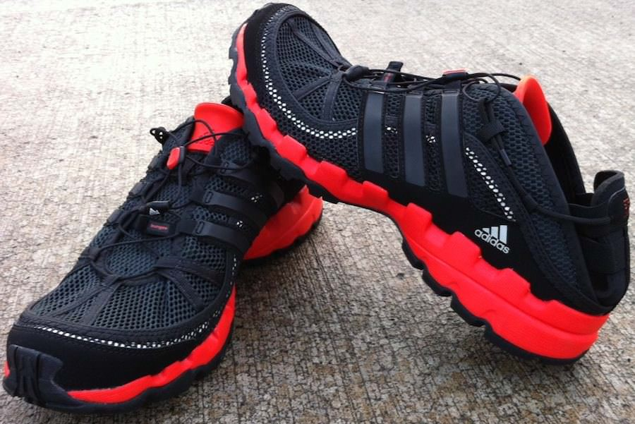 Adidas Hydroterra Shandal Water Shoe Is the Best Water Shoe Ever Made [Man Makes Fire]