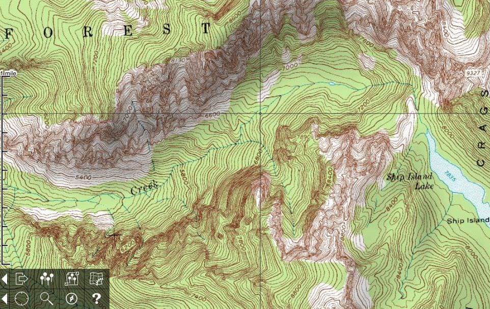 Topo maps for iphone and ipad review best topo app for backwoods topo maps for iphone and ipad review best topo app for backwoods adventure man gumiabroncs Gallery