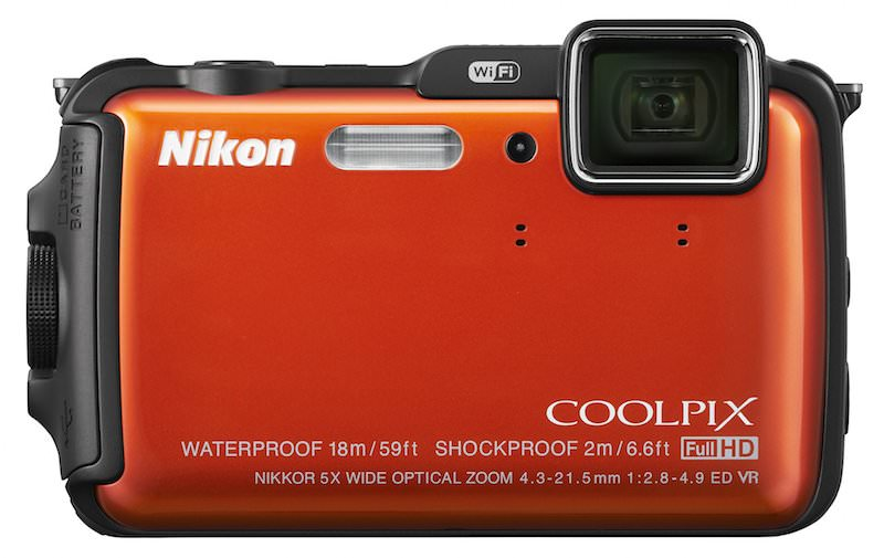 Toughest Waterproof Cameras for 2015