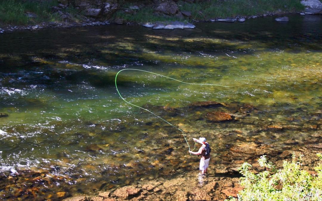 Getting Started Fly Fishing Is Easier Than You Think