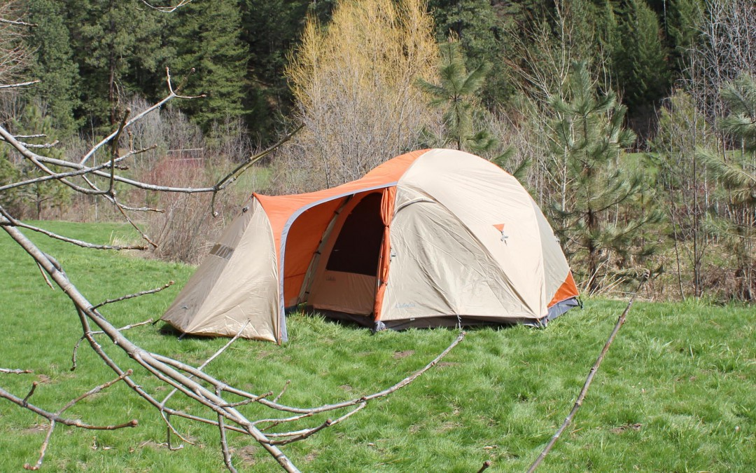 Invest in a Good Camping Tent and Change Your Life