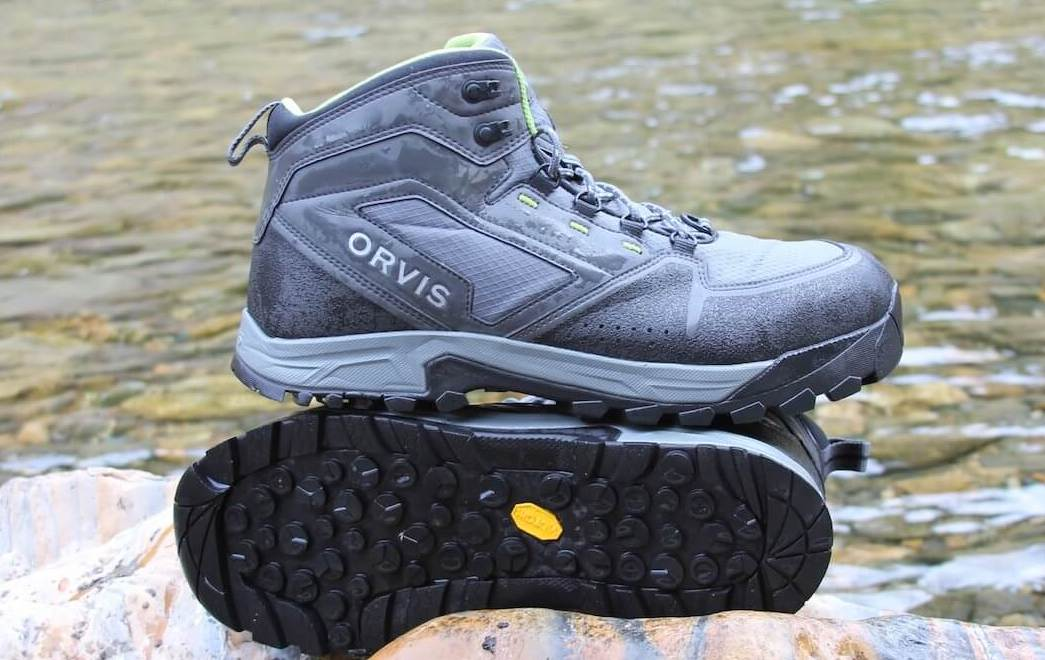 Orvis' Ultralight Wading Boots