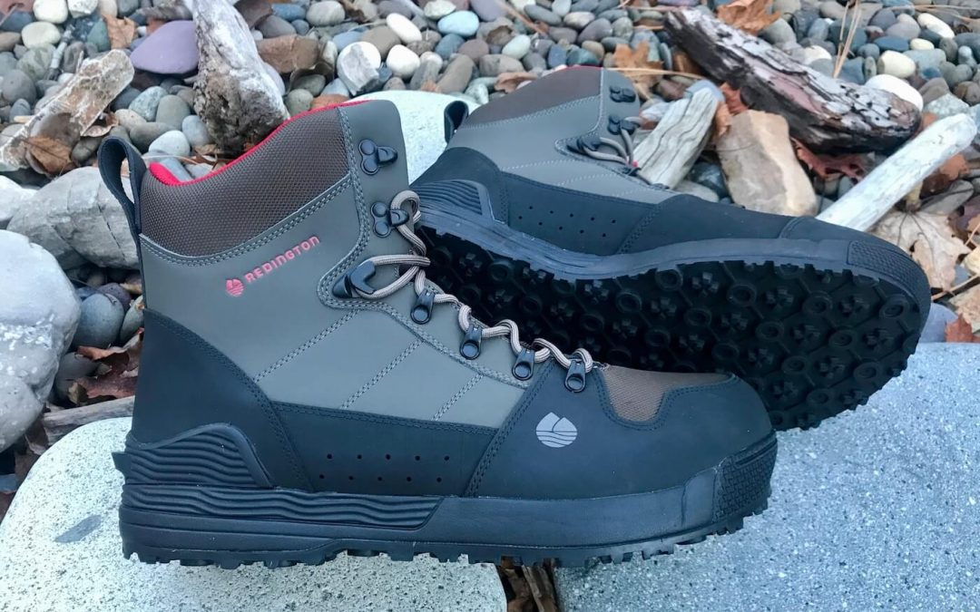 The New Redington PROWLER-PRO Wading Boots