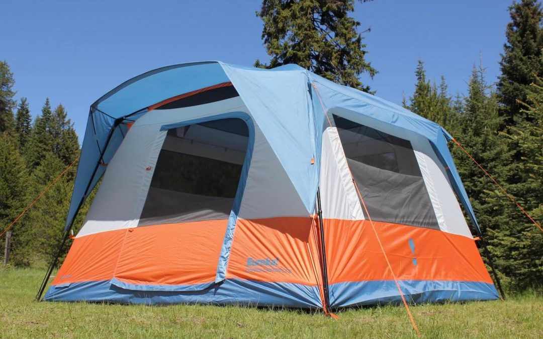 The New for 2020 Eureka! Copper Canyon LX Tent